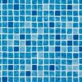 Mosaique bleue