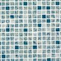 Mosaique Gris/vert