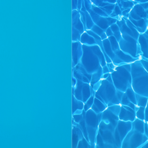 Liner pour piscine hors sol metallique