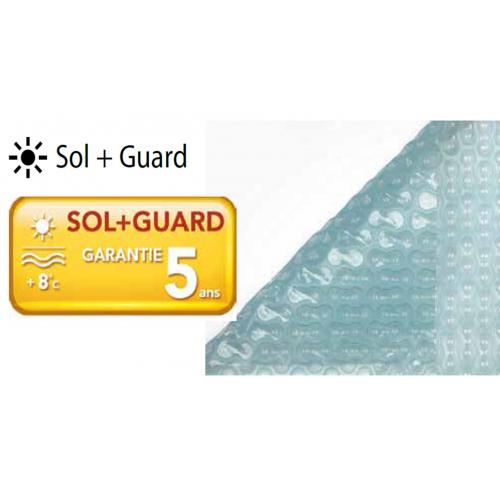 Bâche à bulles GeobubbleTM 500 μ Sol+Guard