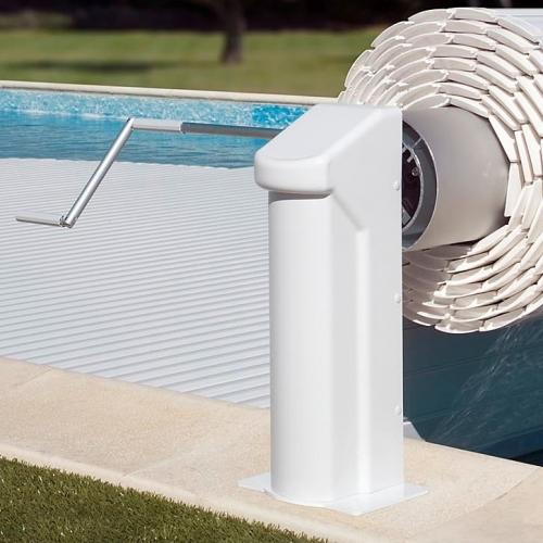 Volet design non motoris misterliner le sp cialiste for Volet piscine design