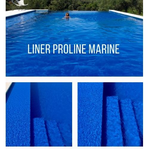 Liner uni PROLINE VERNI 75/100ème