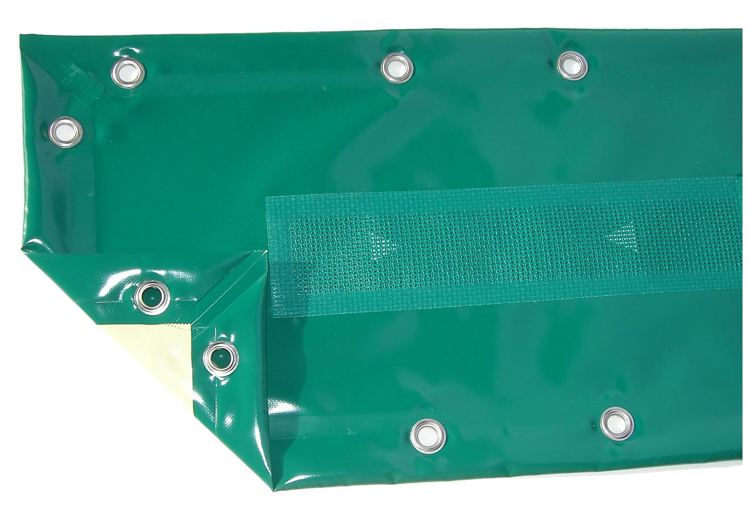 Vert fonce / Beige