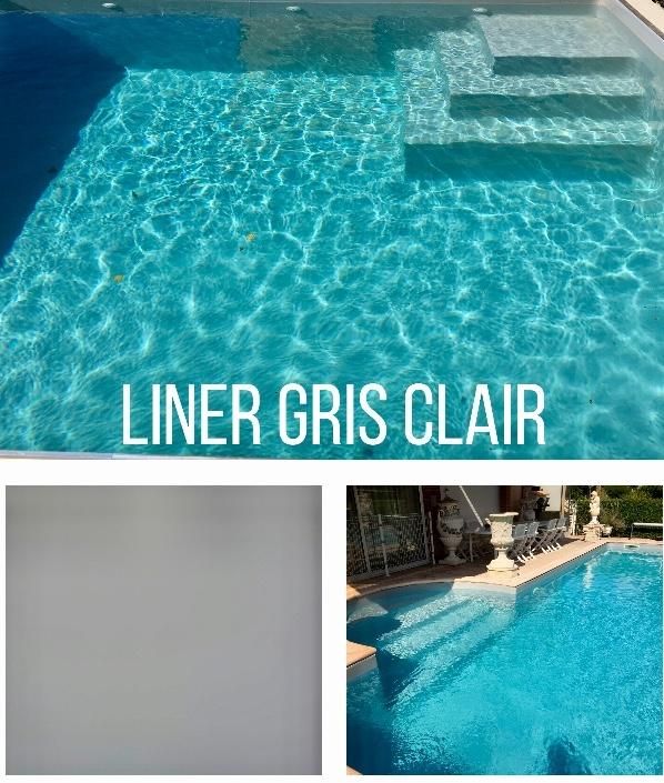 LINER GRIS CLAIR
